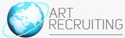 Art recruting logo